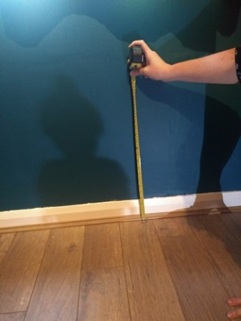 measuring height of shadow