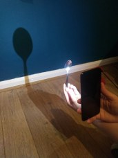 spoon shadow