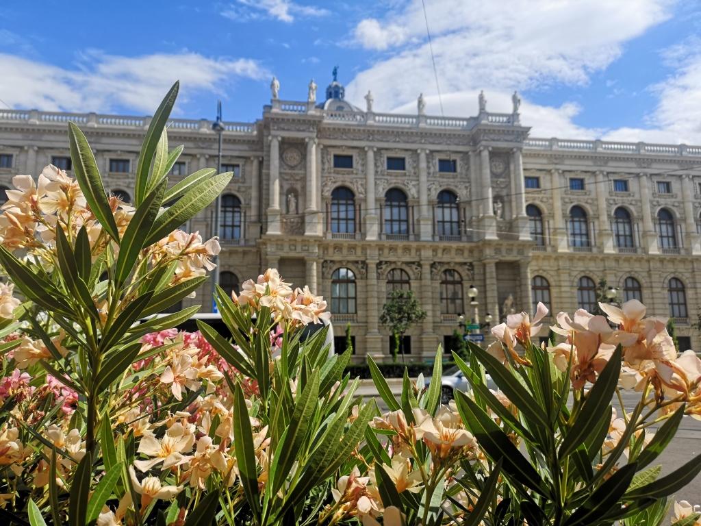 Image of the Maria-Theresien-Platz, Vienna, Austria